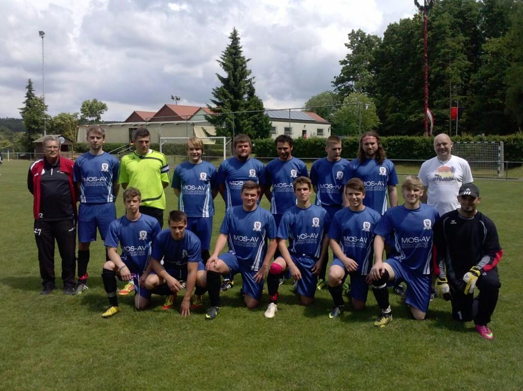 SV Waizendorf II. Mannschaft