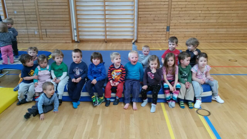 Kinderturnen 2015 Halle